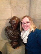 Trip to Folger Shakespeare Library!